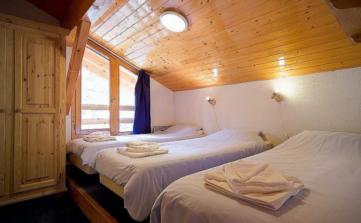 Chalet Dame Blanche in La Tania , France image 7
